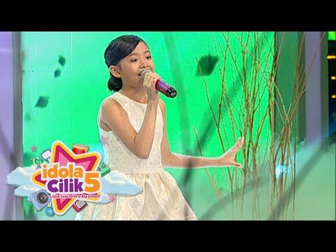 Indahnya Naura Nyanyi 'Takkan Berpaling Dari Mu' [Idola Cilik 5] [16 Jan 2016]