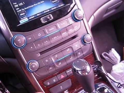 How to install sub system in a 2013 Malibu with MyLink part 1