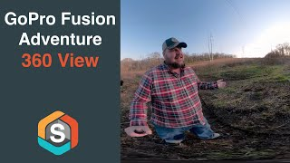 GoPro Fusion Adventure - 360 View