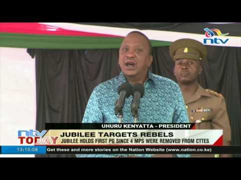 President Kenyatta says parliamentary group meetings are mandatory