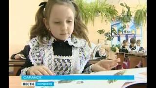 2013 05 05 Вести Мордовии Экологическое воспитание