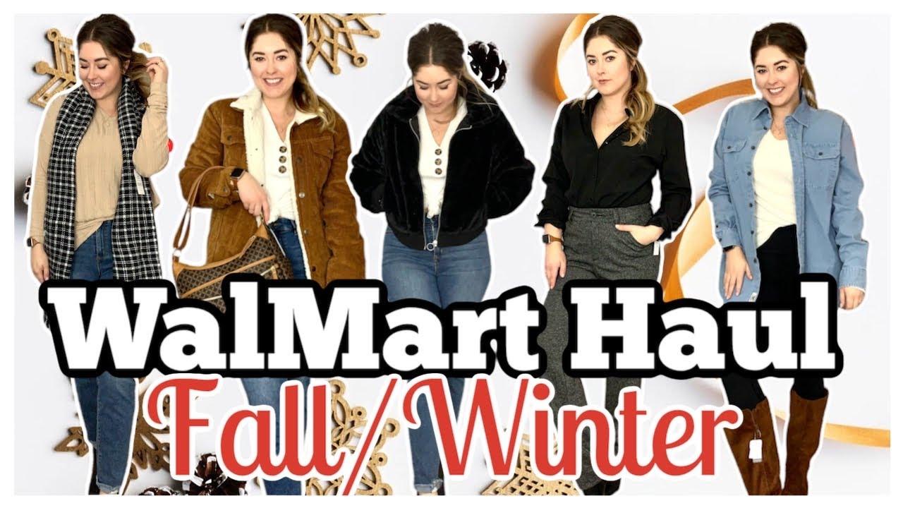 [VIDEO] - WalMart Fall/Winter Haul 2019 | Walmart Outfit Ideas 2019 | Shop With Me At Walmart #walmarthaul 6