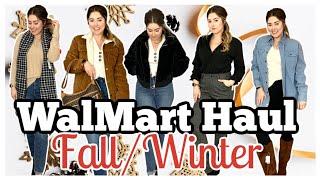 WalMart Fall/Winter Haul 2019 | Walmart Outfit Ideas 2019 | Shop With Me At Walmart #walmarthaul