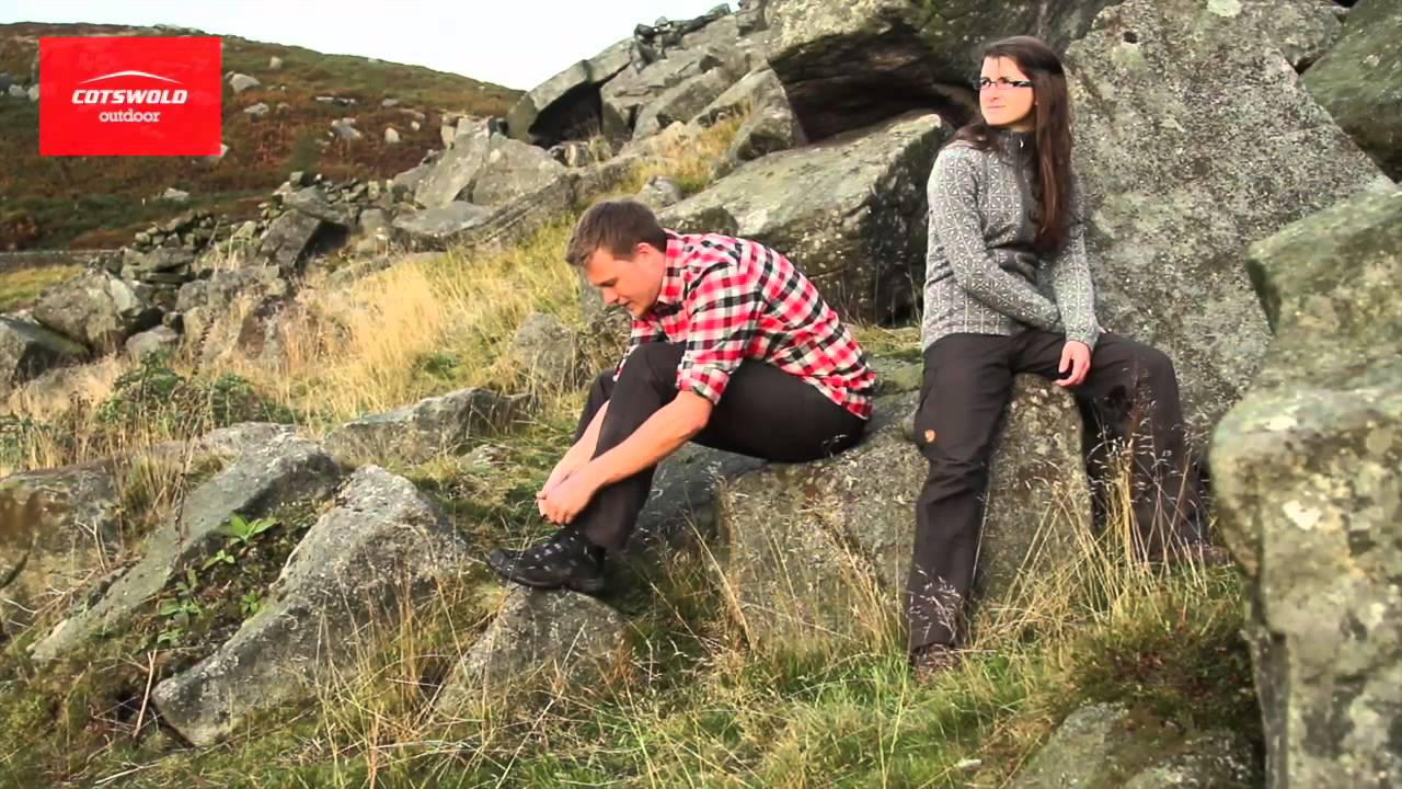 b74f6c0a Fjallraven Mens Nils Trousers | Order From The Experts | Cotswold Outdoor