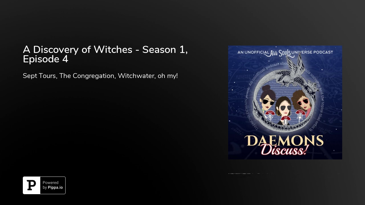 Download A Discovery of Witches - Season 1, Episode 4
