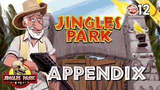 Jurassic World Evolution - Appendix