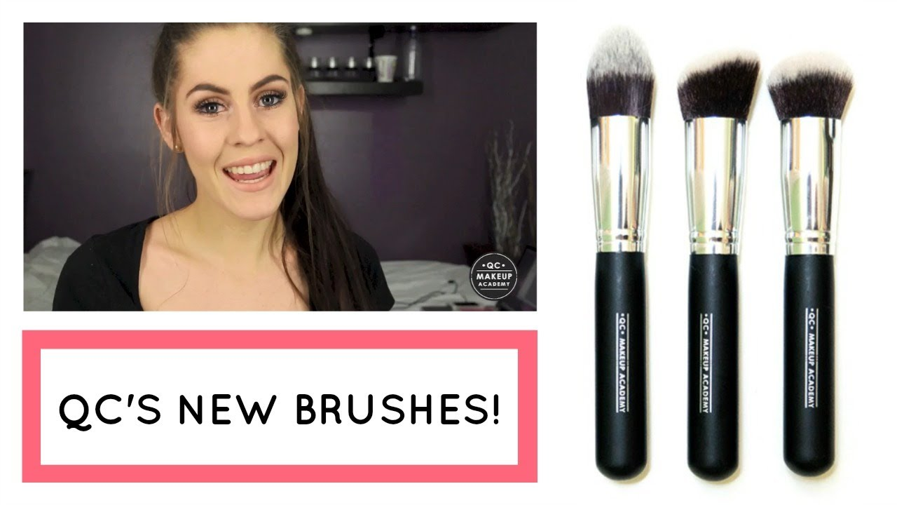 QC Makeup Academy - Brush Review by Jessica Wyatt