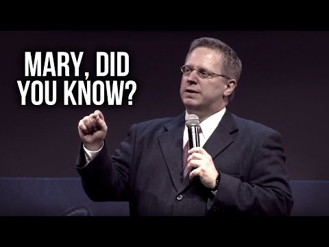 """Mary, Did You Know?"" Part 2 – Pastor Raymond Woodward"