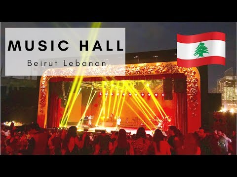 Music Hall Beirut Live Concerts! in Lebanon