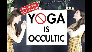 """Why I Stopped Doing Yoga: Not """"Just Stretching"""""""