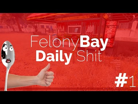 Felony Bay Daily Shit #1 |Altis Life