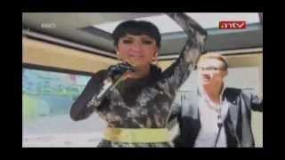 Julia Perez Belah Duren in Hits on Wheels