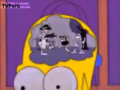tienes toda mi atencion hija - los simpson