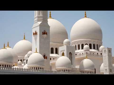 Sheikh Zayed Mosque, Grand mosque, U. A. E, Sheikh Zayed Grand mosque, sktpak tv, Dubai masjid