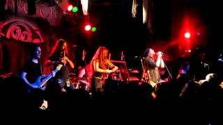 Eluveitie - Everything Remains As It Never Was live at Starland Ballroom March 3rd 2012 (HD).MOV
