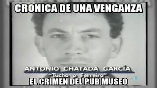 """Crónica de una venganza en Arousa, """"Tucho Ferreiro"""""""