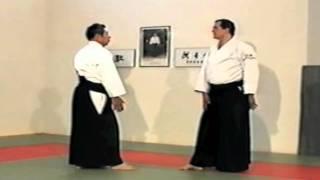 Morihiro Saito Sensei. Shomen Uchi