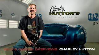 Charley Hutton Interview