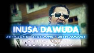 26 июня/31 июля/28Августa - INUSA DAWUDA в Аlva Donna Exclusive Hotel&Spa