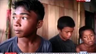 Pagsisid para sa tahong at talaba, ikinabubuhay ng ilang bata sa Cavite