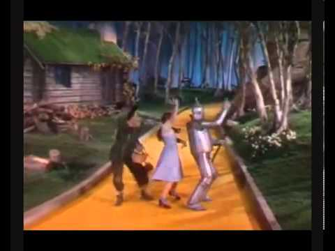 Judy Garland - We're off to see the Wizard of Oz