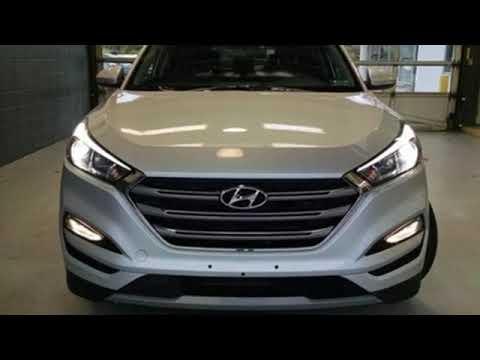 Used 2017 Hyundai Tucson Wilkes-Barre PA Scranton, PA #K19641A - SOLD