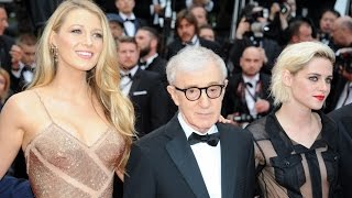 Woody Allen on Retiring and Childhood Memories / Cannes 2016 Café Society
