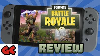 Fortnite ( Switch ) | Review // Test