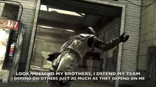 Repeat youtube video Dan Bull & Brysi - Call of Duty  Ghosts Rap ( Machinima )