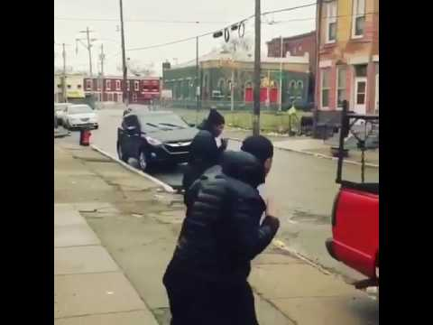 When You Catch An Opp On Your Block