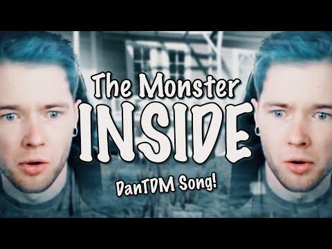 """""""THE MONSTER INSIDE"""" (DanTDM Remix)   Song by Endigo"""