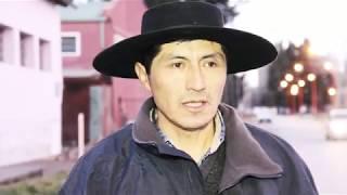 Nota a Evaristo Jones el puestero atacado por los Ram en la estancia Maiten den Epuyen Chubut