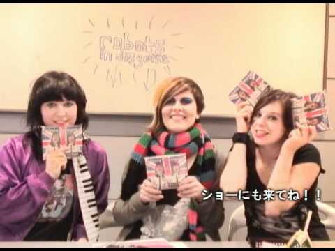 ROBOTS IN DISGUISE -BRITISH ANTHEMS-