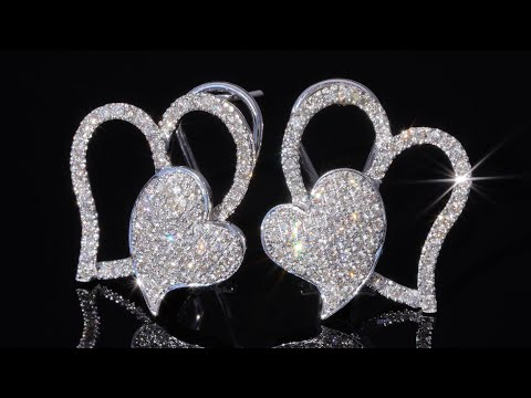 gia-certified-100%-natural-diamond-statement-heart-earrings-solid-14k-white-gold-0.89-tcw-unheated