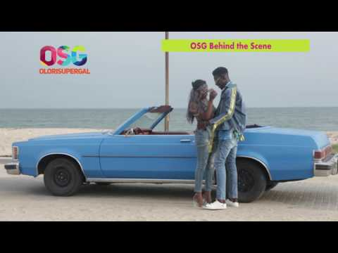 Behind the scene ' NA U' - Toby Grey and Soma video shoot in Lagos