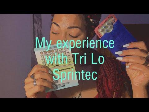 My Experience With Birth Control Pills (Tri Lo Sprintec)