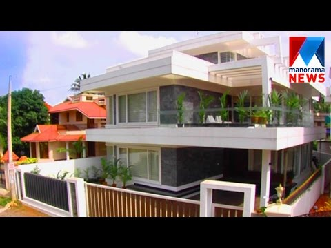 Alnur minimalist style house veedu old episode for Manorama veedu photos