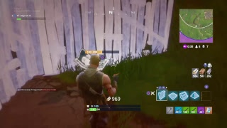 Fortnite duble pump kinG