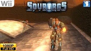 Spyborgs   - Wii Gameplay 1080p (Dolphin GC/Wii Emulator)