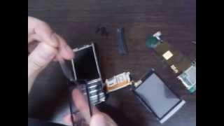 Nokia X3-02 замена сенсора