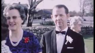 Inger og Gunnars bryllup 1972