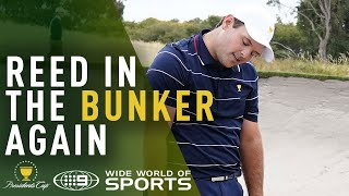 Patrick Reed booed at the Presidents Cup | Wide World of Sports