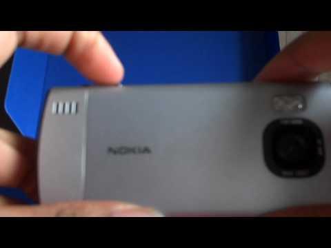 Unboxing Nokia 6700 Slide (english)
