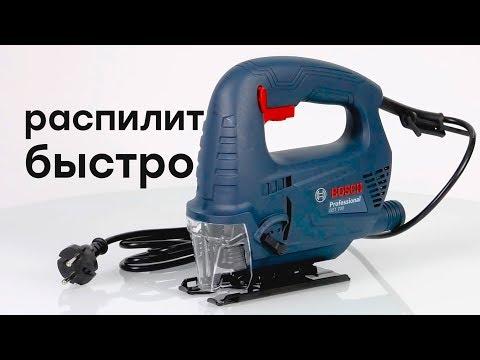 Bosch GST 700: электрическая лобзиковая пила для профессионалов