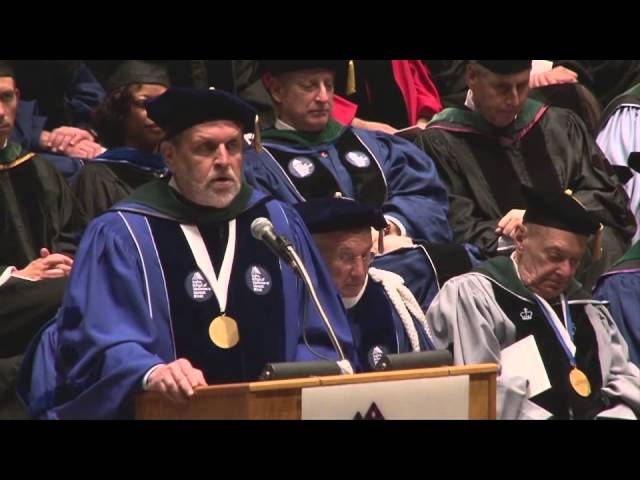 Icahn School of Medicine Commencement Address 2013 — Dean Dennis S. Charney, MD