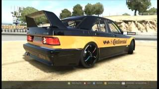 1990 Mercedes Benz 190E 2.5 Forza Motorsport 4