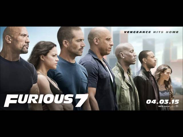 Fast and Furious 7 Soundtrack: DJ Shadow Ft. Mos Def - Six Days (2015)
