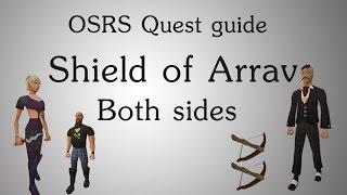 [OSRS] Shield of Arrav quest guide