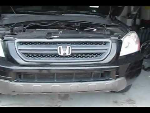 How To Change Oil On Honda Pilot