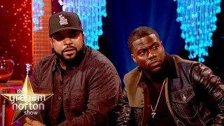 Ice Cube Discusses The Oscars Racism Controversy – The Graham Norton Show